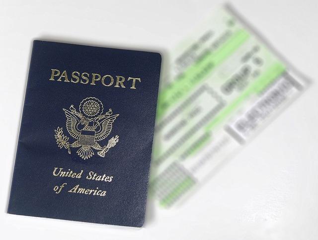Pokuta za ztrátu cestovního pasu