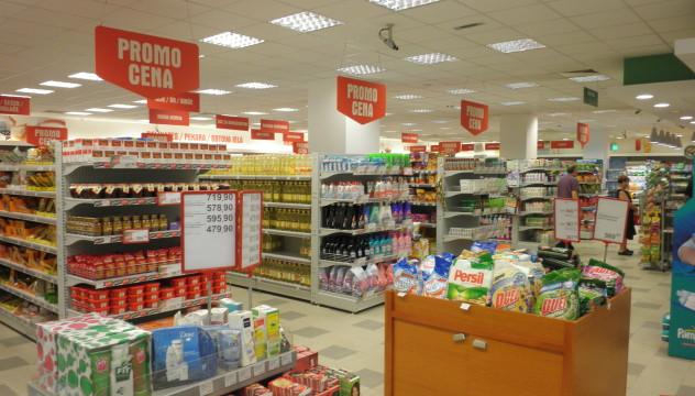 otevírací doba supermarketů Praha