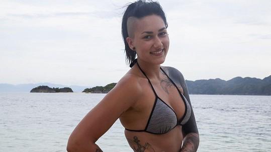 Barbora Hájková Robinsonův ostrov