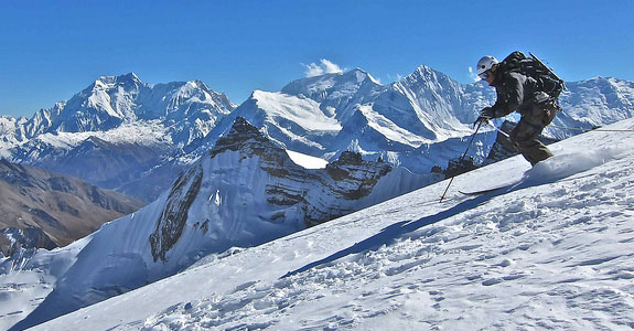 cestovní pojištění lyžování