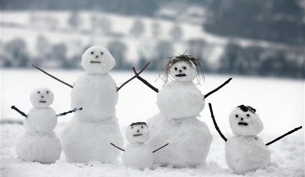 Jaká bude zima 2015 / 2016