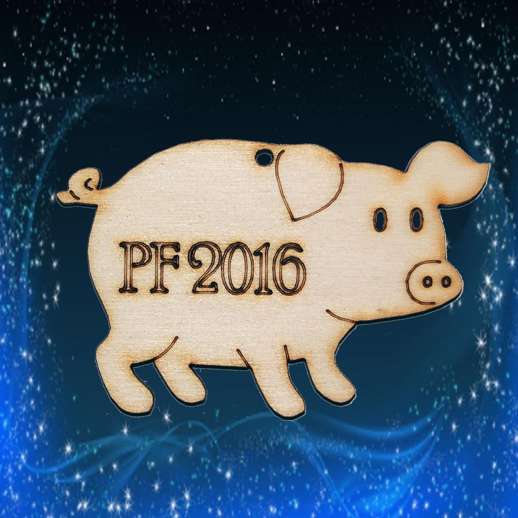 Novoroční přání 2016