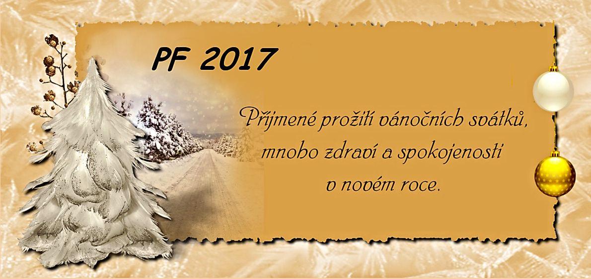 Výsledek obrázku pro pf 2017