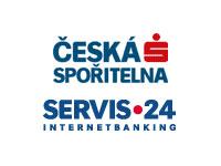 www.servis24.cz internetbanking vstup na učet
